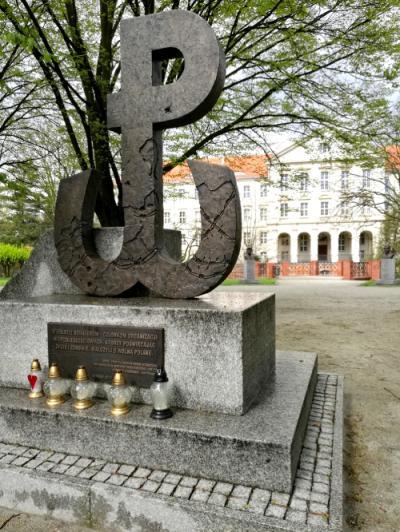 Pomnik Polskiego Podziemia Niepodległościowego - Głogów