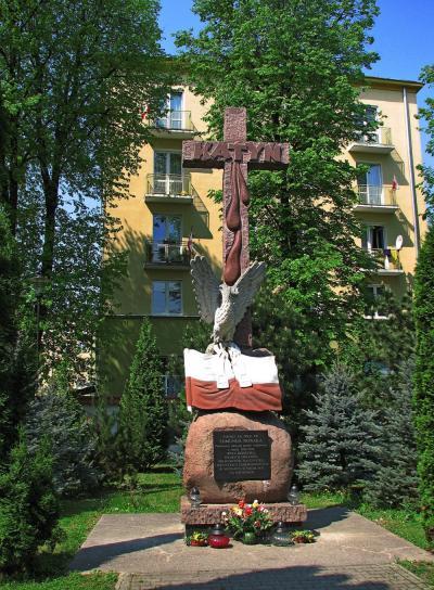 Pomnik Katyński - Lublin