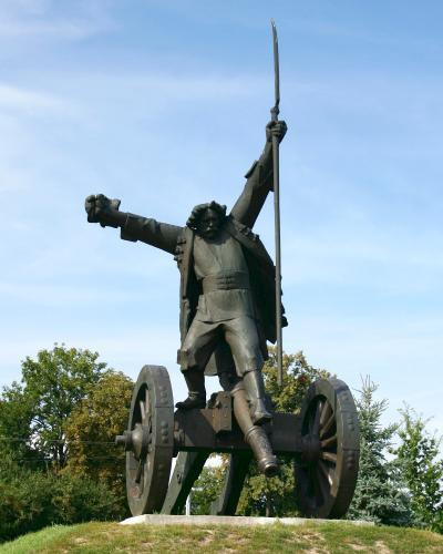 Pomnik Bartosza Głowackiego - Janowiczki