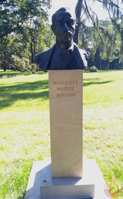Pomnik Wincentego Witosa - Kraków