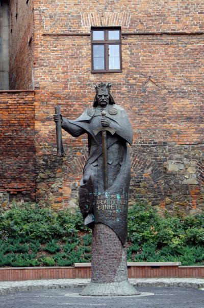 Pomnik króla Władysława Łokietka - Tarnów