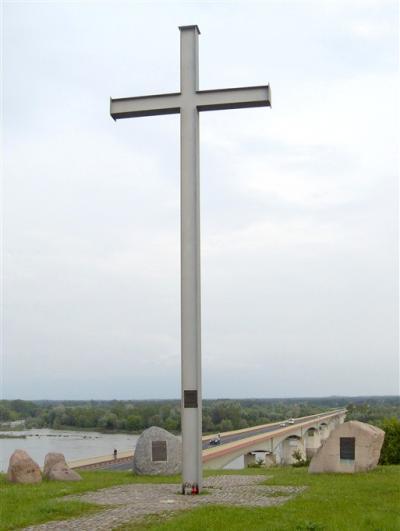 Pomnik poświęcony poległym w bitwie nad Bzurą - Wyszogród