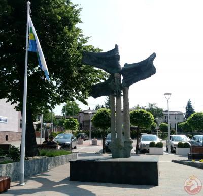 Pomnik walczących o wolność Śląska - Imielin