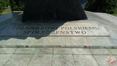 Pomnik Żołnierza Polskiego - Katowice
