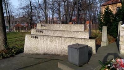Pomnik Powstańców Śląskich - Knurów