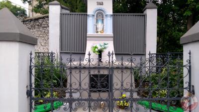 Kapliczka 1863 r. wraz ze zbiorową mogiłą wojenną 30 Powstańców z 1863 roku - Sosnowiec