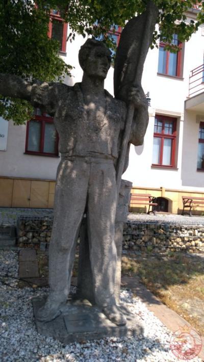 Pomnik Powstańca Śląskiego - Tychy