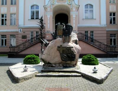 Pomnik ku czci powstańców wielkopolskich - Bojanowo